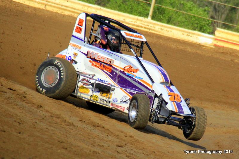 Ardc Midget Racing 43
